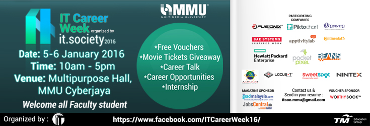IT Career Week