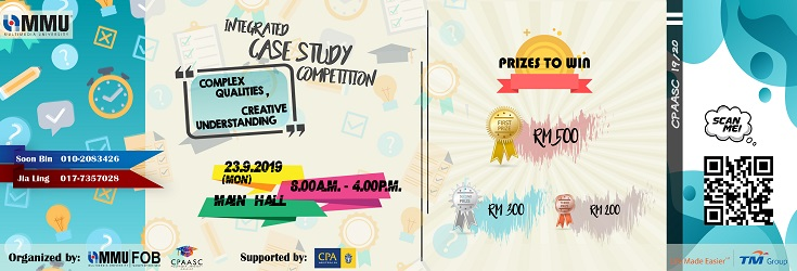 Integrated Case Study Competition