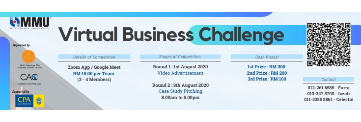 Virtual Business Challenge (VBC) 2020