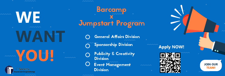 Barcamp X Jumpstart