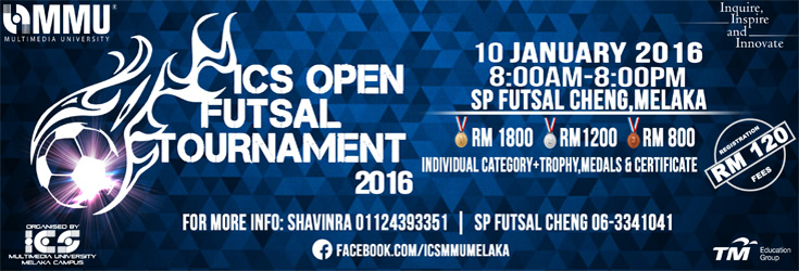 ICS Open Futsal Tournament