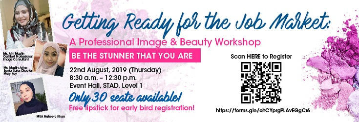 Professional Image & Beauty Workshop