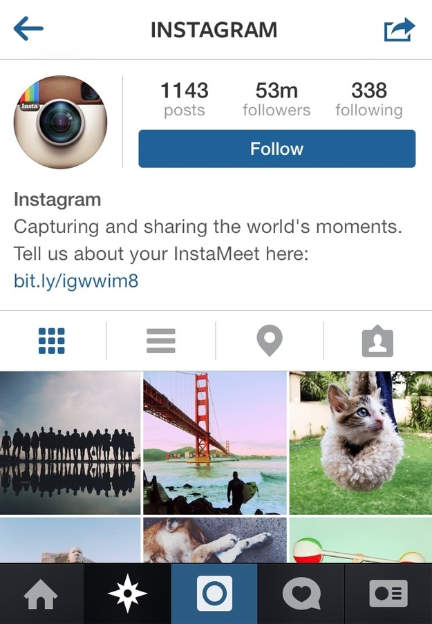 how to change my profile name on instagram